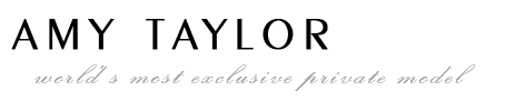 Amy Taylor Private Model Logo